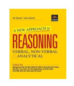 A New Aproach To Reasoning – Arihant Publication