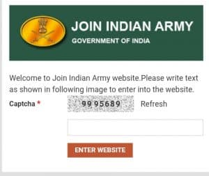 joinindian army website